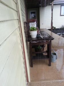 Rain, rain, more rain :)