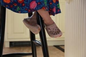 sweet baby feet